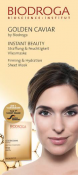 Biodroga Golden Caviar / Firming & Hydration  Sheet Mask ( 5st )
