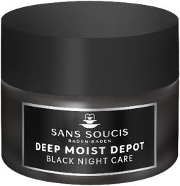 Sans Soucis Moisture / Deep Moist Depot Sleeping Beauty Night Care