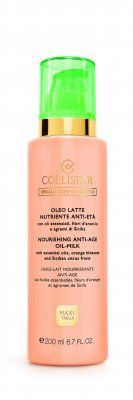 Collistar Body Care / Nourishing Anti-Age Oil Milk